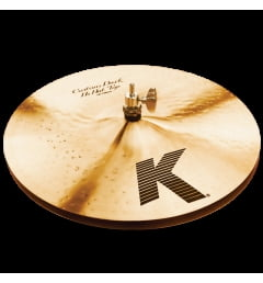"Пара тарелок Zildjian 14"" K CUSTOM DARK HI-HAT"