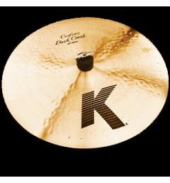 "Тарелка Zildjian 16"" K CUSTOM DARK CRASH"