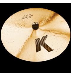 "Тарелка Zildjian 17"" K CUSTOM DARK CRASH"