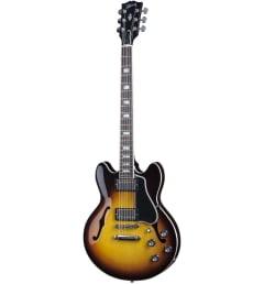 Полуакустическая гитара GIBSON 2016 MEMPHIS ES-339 SUNSET BURST