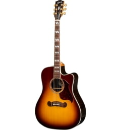 Акустическая гитара Gibson 2018 Songwriter Studio (Burst) Rosewood Burst