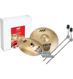 Комплект тарелок Sabian 25004XBV AAX V-CRASH PACK