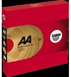 Комплект тарелок Sabian 25005-NB AA PERFOMANCE SET