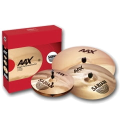 Комплект тарелок Sabian 25005XB AAX STAGE PERFOMANCE SET