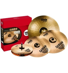 Комплект тарелок Sabian 35003B B8 PRO Performance Set-