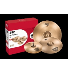 Комплект тарелок Sabian B8X PERFORMANCE Set (45003X)