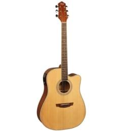 Акустическая гитара Flight AD-200 NA + чехол
