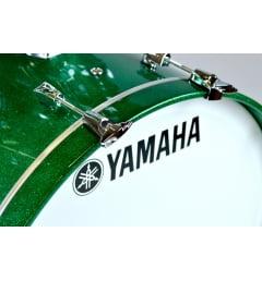 Бас-барабан Yamaha AMB2216 JADE GREEN SPARKLE