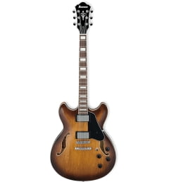 Полуакустическая гитара IBANEZ AS73-TBC