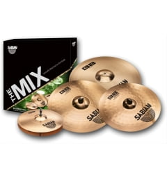 Комплект тарелок Sabian BP5003 BASEMENT - B8/B8PRO MIX SET