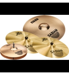 "Комплект тарелок Sabian B8/XS20 Mix 14""/16""/18""/20'' GARAGE Set"