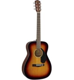 Акустическая гитара Fender CC-60S SB (3TS)