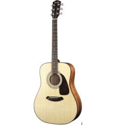 Акустическая гитара Fender CD-140S DREADNOUGHT NATURAL
