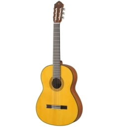 YAMAHA CG142S гитара классическая