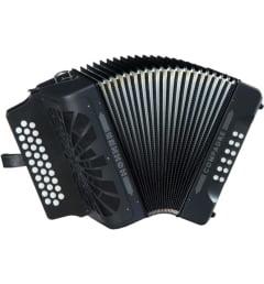 Аккордеон Hohner Compadre ADG, black (A4802)