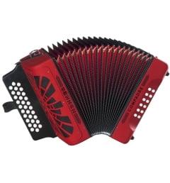 Аккордеон Hohner Compadre ADG, red (A4804)