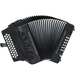 Аккордеон Hohner Compadre FBbEb, black (A4842)