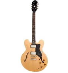 Полуакустическая гитара EPIPHONE DOT NATURAL CHROME