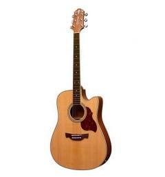Электроакустическая гитара Crafter DTE-6/N