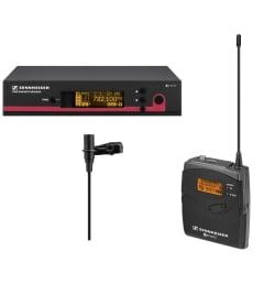 EW 112-p G3-B-X Беспроводная петличная микрофонная система, 626 - 668 МГц, Sennheiser