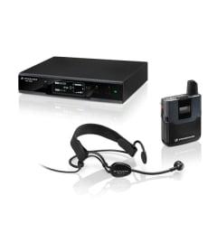 EW D1-ME3-H-EU Цифровая радиосистема с головным микрофоном, Sennheiser