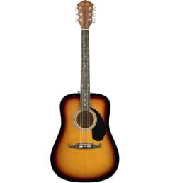 Акустическая гитара Fender FA-125 Dreadnought w/bag, SB