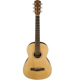 Акустическая гитара Fender FA-15 Steel scale w/bag