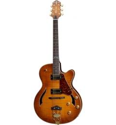 Полуакустическая гитара CRAFTER FEG 780TM/VTG-V