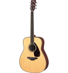 Акустическая гитара Yamaha FG720S2