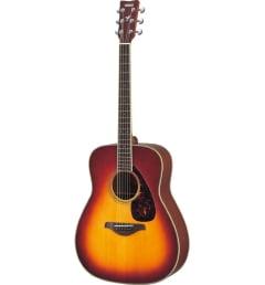 Акустическая гитара Yamaha FG720S2BRS