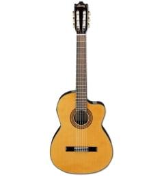 IBANEZ GA6CE-AM электроакустическая классическая гитара с вырезом