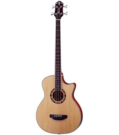Акустическая бас-гитара Crafter GAB-21 S/N