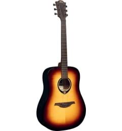 Акустическая гитара Lag GLA T70D-BRB