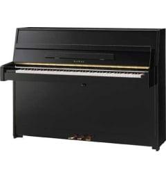 Пианино, чёрное полированное K-200 M/PEP