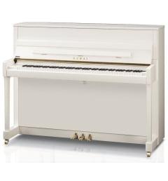 Пианино, белое полированное K-200 WH/P
