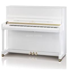 Пианино, белое полированное K-300 WH/P