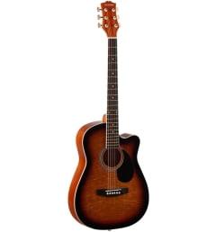 Акустическая гитара Colombo LF-3800CT/SB