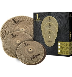 Комплект тарелок Zildjian LV348 L80 Low Volume