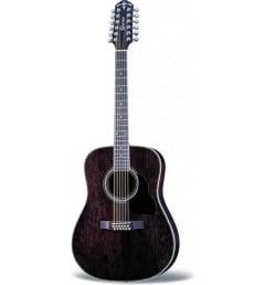 12 струнная гитара Crafter MD-70-12EQ/TBK