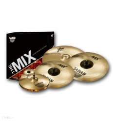Комплект тарелок Sabian MIX SET CLUB - XS20/AAX