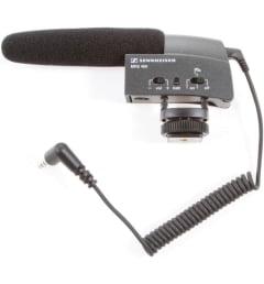 MKE 400 Микрофон накамерный «пушка», Sennheiser