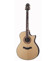 Электроакустическая гитара Crafter ML-Rose Plus