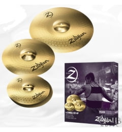 Комплект тарелок Zildjian Planet Z 4 Pack Box Set