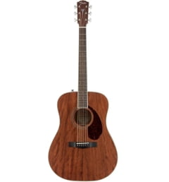 Акустическая гитара Fender PM-1 Dreadnought All Mahogany