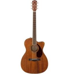 Акустическая гитара Fender PM-3 TRIPLE-0 ALL MAH NE NAT