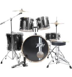 Ударная установка Peavey PV 5PC Drum Set Black