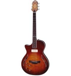 Полуакустическая гитара CRAFTER SA-TMVS LH
