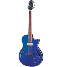 Полуакустическая гитара CRAFTER SAT-M.BLU