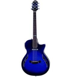 Полуакустическая гитара CRAFTER SAT-QMMS
