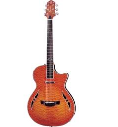 Полуакустическая гитара CRAFTER SAT-QMOS